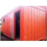 alugar container almoxarifado sp Mongaguá