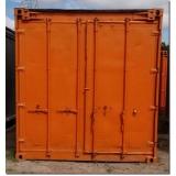 alugar container de armazenamento de carros Campo Limpo