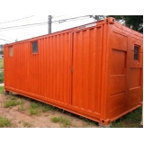 alugar container de armazenamento Jacareí