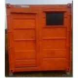 alugar container para obras de construção civil Vila Medeiros