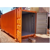 aluguel de container para depósito sp Ilha Comprida