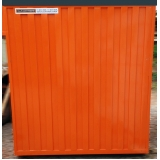 aluguel de container para escritório preço Lapa