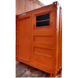 aluguel de containers Jacareí