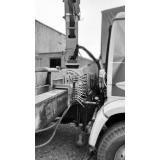 caminhão articulado para içamento de container preço Vila Andrade