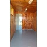 container habitacional Itupeva