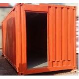container para almoxarifado sp Sé