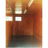 container para almoxarifado Jaraguá