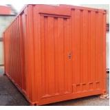container para construção civil Sapopemba