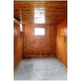 container para habitação preço Pinheiros