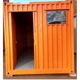 container para moradia preço Jaçanã
