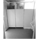 container sanitário preço Campinas