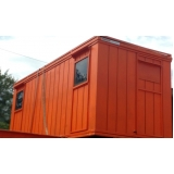 container sanitário quanto custa Butantã