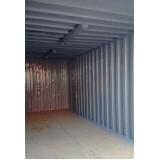 containers de armazenamento Parque São Lucas