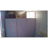 containers para morar com banheiro Interlagos