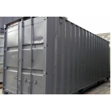 empresa de locação de container de obra civil Iguape