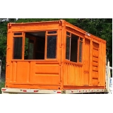 empresa para alugar container Jockey Club