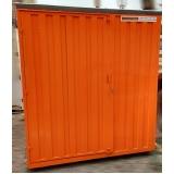 empresas de container almoxarifado Araras