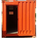 locação de container depósito sp Santa Cecília