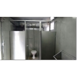locação de container escritório com banheiro Ilhabela