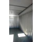locação de container habitacional Taboão da Serra