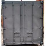 locação de container obra civil preço Vila Leopoldina