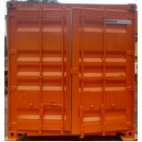 locação de container para armazenar ração Cubatão